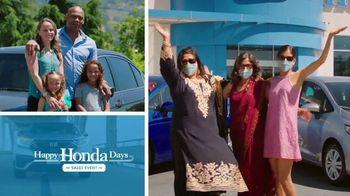 Happy Honda Days Sales Event TV Spot, '20 Days of Black Friday: Sedans' [T2] - Thumbnail 7