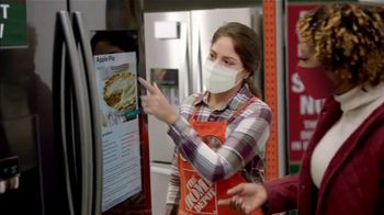 The Home Depot Black Friday Prices TV Spot, 'Holiday Help: LG WashTower' - Thumbnail 2