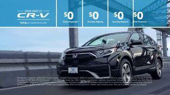 Happy Honda Days Sales Event TV Spot, '20 Days of Black Friday: SUVs' [T2] - Thumbnail 6