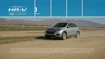 Happy Honda Days Sales Event TV Spot, '20 Days of Black Friday: SUVs' [T2] - Thumbnail 7