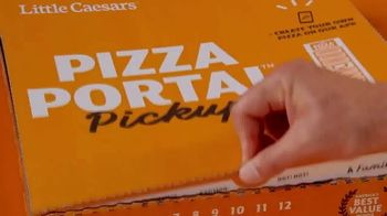 Little Caesars Pizza Pepperoni Cheeser! Cheeser! TV Spot, 'Tienes lo que quiero' [Spanish] - Thumbnail 3
