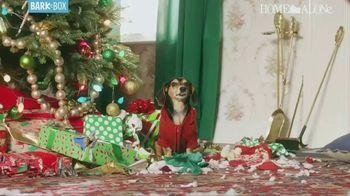 BarkBox Home Alone Box TV Spot, 'Toys, Treats and Mischief'