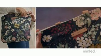 Minted TV Spot, 'Holidays: Luxe Gifts' Song by The TVC, Cass XQ - Thumbnail 2