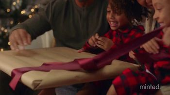 Minted TV Spot, 'Holidays: Luxe Gifts' Song by The TVC, Cass XQ - Thumbnail 5
