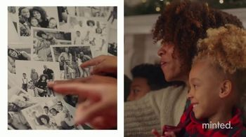 Minted TV Spot, 'Holidays: Luxe Gifts' Song by The TVC, Cass XQ - Thumbnail 6
