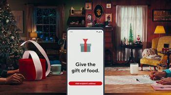 DoorDash TV Spot, 'Holidays: The Gift of Food'