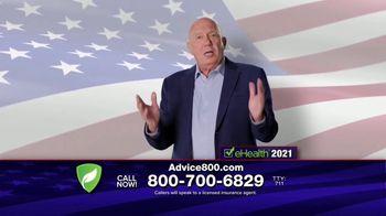 eHealth Medicare TV Spot, 'Why Settle for Less' Featuring Dann Florek