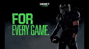 Unibet TV Spot, 'Every Game' - Thumbnail 3
