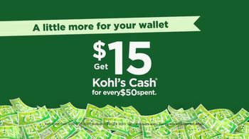 Kohl's TV Spot, 'The Week: Kohl's Cash and Holiday Gifts' - Thumbnail 3