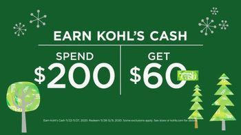 Kohl's TV Spot, 'The Week: Kohl's Cash and Holiday Gifts' - Thumbnail 5