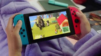 Nintendo Switch TV Spot, 'Awkwafina Plays Her Favorite Games: Animal Crossing: New Horizons' - Thumbnail 6