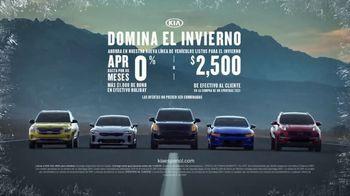 Kia Domina el Invierno TV Spot, 'Enfrentar el invierno' [Spanish] [T2] - Thumbnail 7