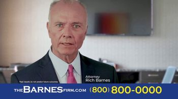 The Barnes Firm TV Spot, 'Very Low'