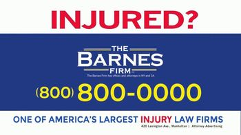 The Barnes Firm TV Spot, 'Very Low' - Thumbnail 9