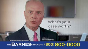 The Barnes Firm TV Spot, 'Very Low' - Thumbnail 3