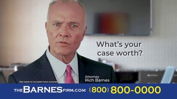 The Barnes Firm TV Spot, 'Very Low' - Thumbnail 4