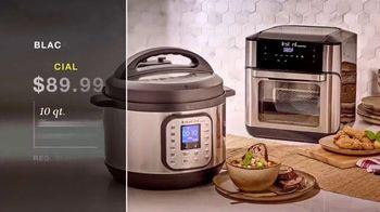 Macy's Black Friday Specials TV Spot, 'Instant Pot, Kitchenware and Sheet Sets' - Thumbnail 3