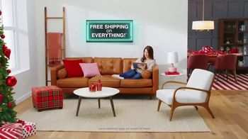 Overstock Black Friday Week of Deals TV Spot, '70% Off'