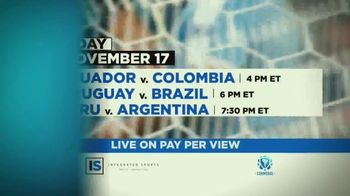 DIRECTV TV Spot, 'South American World Cup Qualifiers: Qatar 2022' - Thumbnail 10
