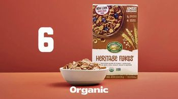 Nature's Path Heritage Flakes TV Spot, 'We Don't Believe in Soggy Cereal' - Thumbnail 7