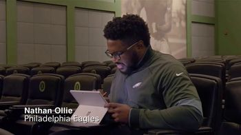 Microsoft Teams TV Spot, 'Takes a Team' Featuring Nathan Ollie and Fletcher Cox - Thumbnail 6