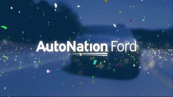 AutoNation Ford TV Spot, 'New Years Savings Now: 0% Financing and No Payments for 90 Days' - Thumbnail 2