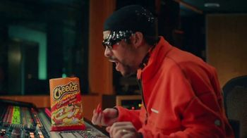 Cheetos Flamin' Hot TV Spot, 'Flamin' Hot Collaboration' Featuring Bad Bunny, Song by Bad Buny - Thumbnail 6