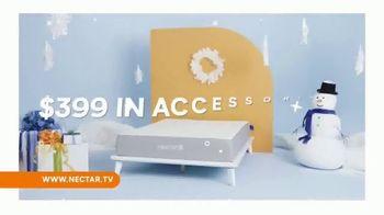 NECTAR Sleep Holiday Mattress Sale TV Spot, 'Tis the Season' - Thumbnail 2