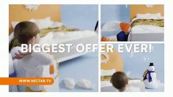 NECTAR Sleep Holiday Mattress Sale TV Spot, 'Tis the Season' - Thumbnail 6