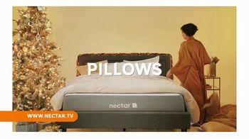 NECTAR Sleep Holiday Mattress Sale TV Spot, 'Tis the Season' - Thumbnail 8