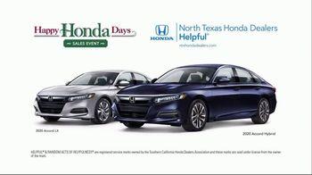 Happy Honda Days Sales Event TV Spot, 'Random Acts of Helpfulness: Twas the Night' [T2] - Thumbnail 8
