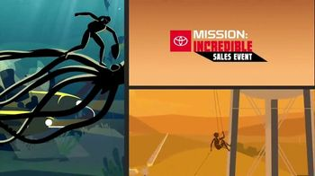 Toyota Mission: Incredible Sales Event TV Spot, 'Incredible Savings: Corolla' [T2] - Thumbnail 1