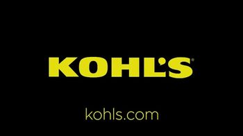 Kohl's Black Friday Week Deals TV Spot, 'Blankets, Appliances and Fitbits' - Thumbnail 1