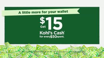 Kohl's Black Friday Week Deals TV Spot, 'Blankets, Appliances and Fitbits' - Thumbnail 3