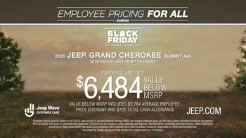 Jeep Black Friday Sales Event TV Spot, 'What Makes Jeep' [T2] - Thumbnail 10