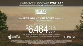 Jeep Black Friday Sales Event TV Spot, 'What Makes Jeep' [T2] - Thumbnail 9