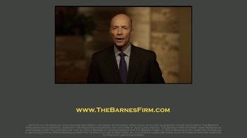 The Barnes Firm TV Spot, 'When to Seek a Lawyer' - Thumbnail 8