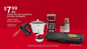JCPenney Black Friday TV Spot, 'Cooks Kitchen Electrics, Xersion Activewear' - Thumbnail 5