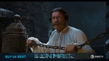 DIRECTV Cinema TV Spot, 'Iron Mask' - Thumbnail 2