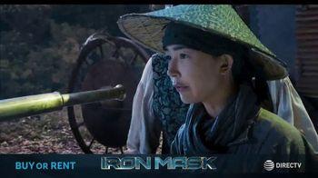 DIRECTV Cinema TV Spot, 'Iron Mask' - Thumbnail 4