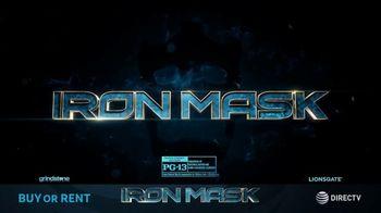 DIRECTV Cinema TV Spot, 'Iron Mask' - Thumbnail 9