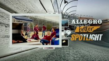 Allegro Game Tame Marinade TV Spot, 'Spotlight: Victories Are Sweet' - Thumbnail 3