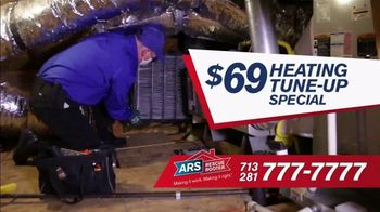 ARS Rescue Rooter $69 Heating Tune-Up Special TV Spot, 'Free Google Nest Hub' - Thumbnail 6