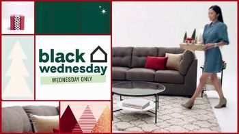 Ashley HomeStore Black Wednesday TV Spot, 'Huge Savings' - Thumbnail 1