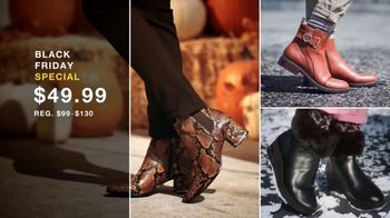 Macy's Black Friday Specials TV Spot, 'Coats, Boots and Cashmere' - Thumbnail 3