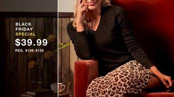 Macy's Black Friday Specials TV Spot, 'Coats, Boots and Cashmere' - Thumbnail 4