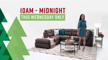 Ashley HomeStore TV Spot, 'Wednesday Savings: 40% Off Storewide' - Thumbnail 3