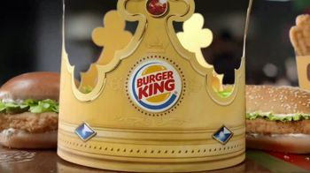 Burger King 2 for $5 Mix n' Match TV Spot, 'Drive Thru: $1 Delivery, $5 Minimum' Feat. Daym Drops - Thumbnail 7