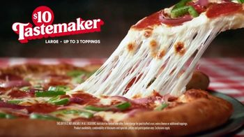 Pizza Hut $10 Tastemaker TV Spot, 'The Best Way Is the Easiest Way' - Thumbnail 4