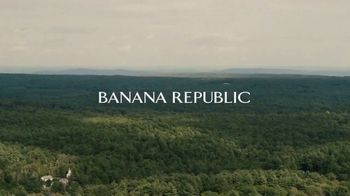 Banana Republic Black Friday TV Spot, 'Love the Present' Song by the Heavy Duty Projects - Thumbnail 1